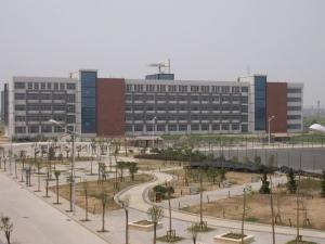 郑州科技学院新校区项目