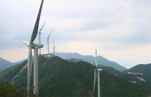 山东临沂风力发电工程